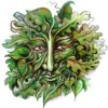 May Dances In With the Green Man