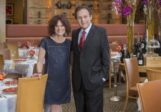 Donna and Tony Vallone. Photos courtesy of Tony's