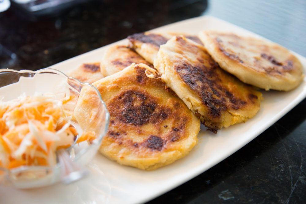 pupusas Get las pupusas delivery in las vegas, nv place your order online through doordash and get your favorite meals from las pupusas delivered to you in under an hour it's that simple.