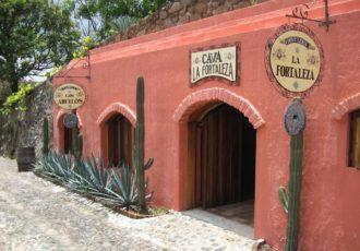 Fortaleza's Distillery. Photo courtesy of Fortaleza