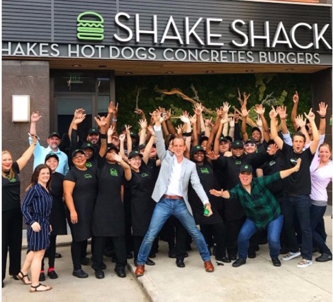 Photo courtesy of Shake Shack