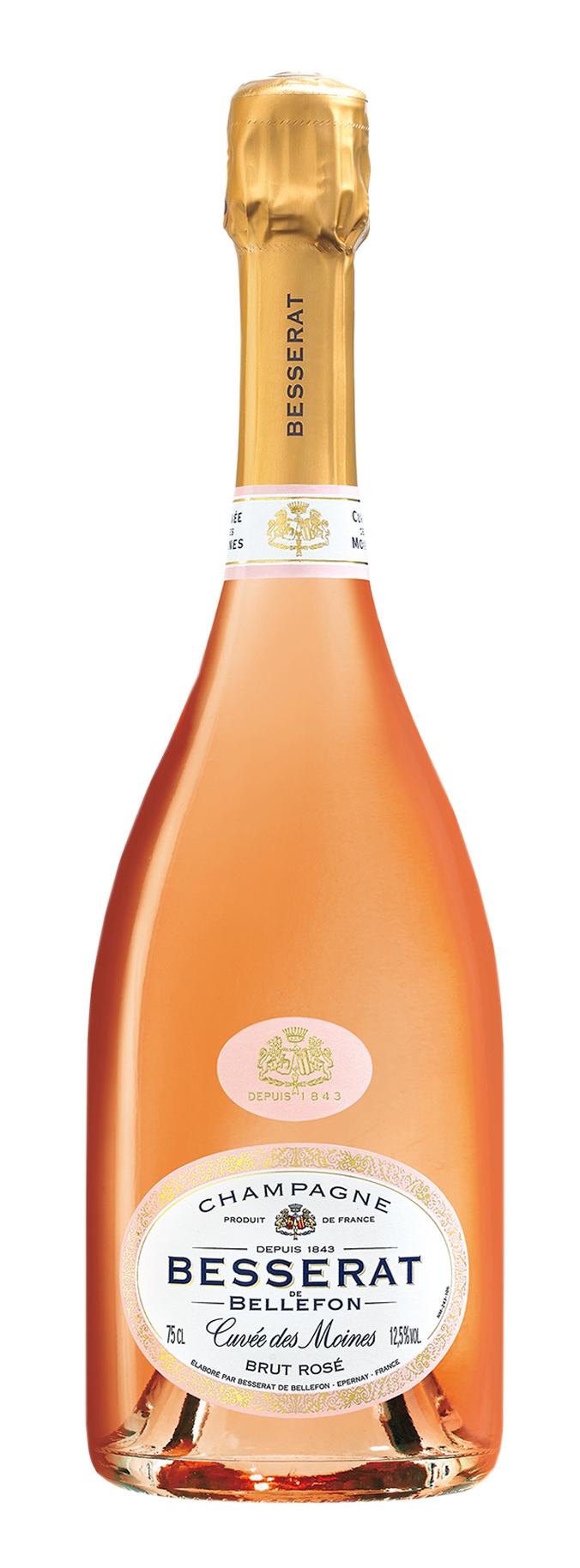 Besserat Rose Valentine Wine
