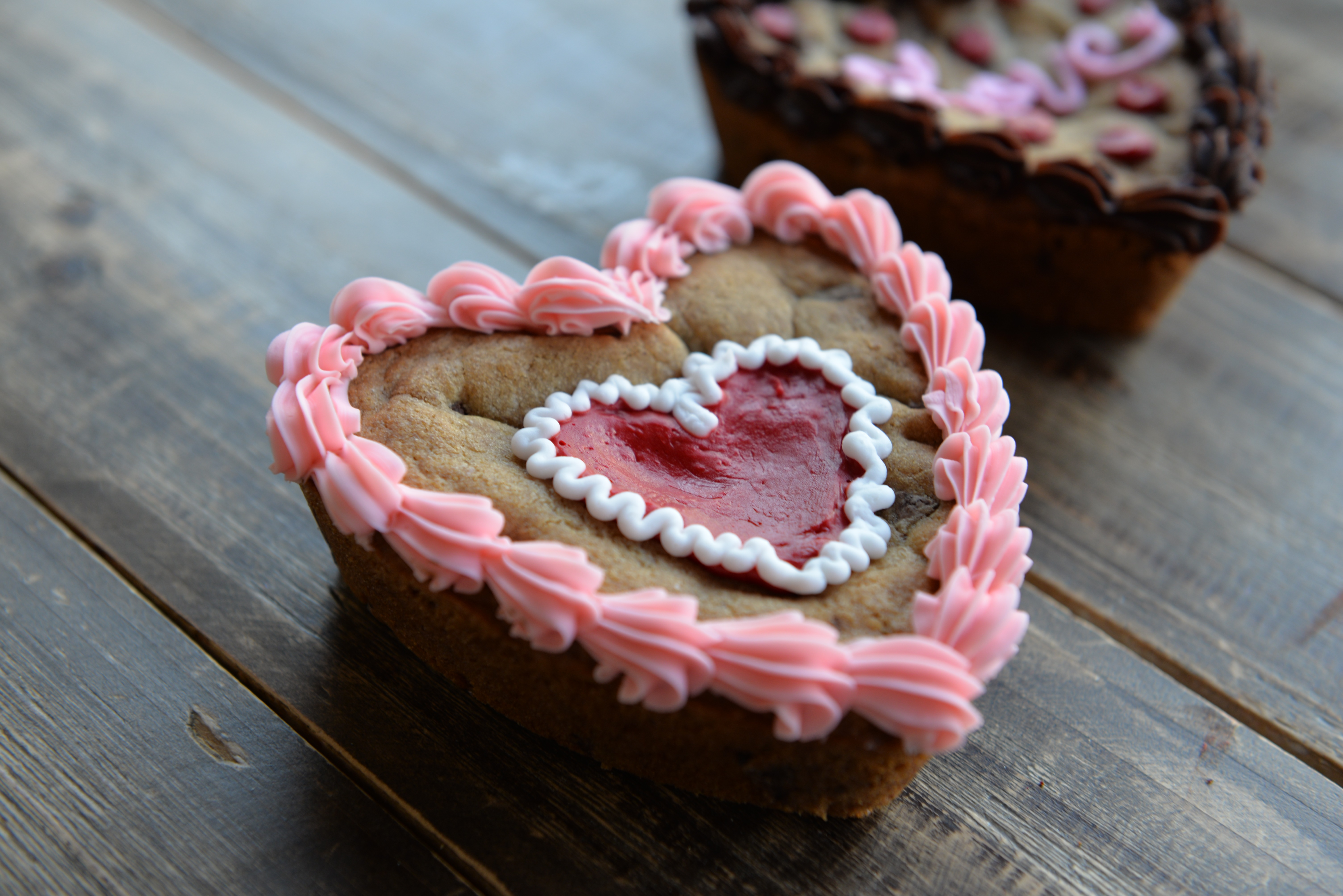 Valentine Delights Delivered Win Two Cakes My Table