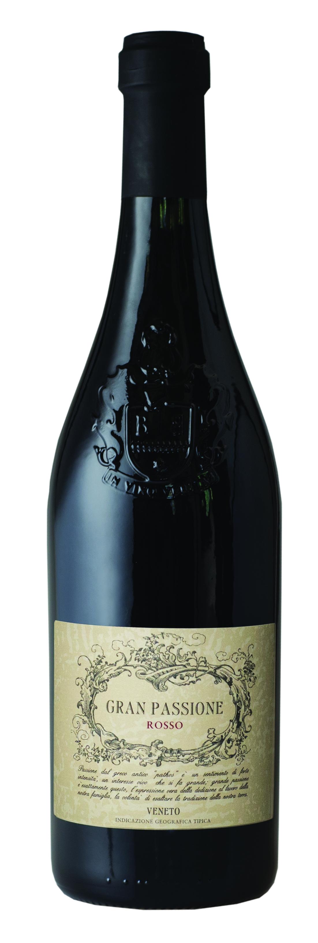 Gran Passione Rosso Valentine Wine