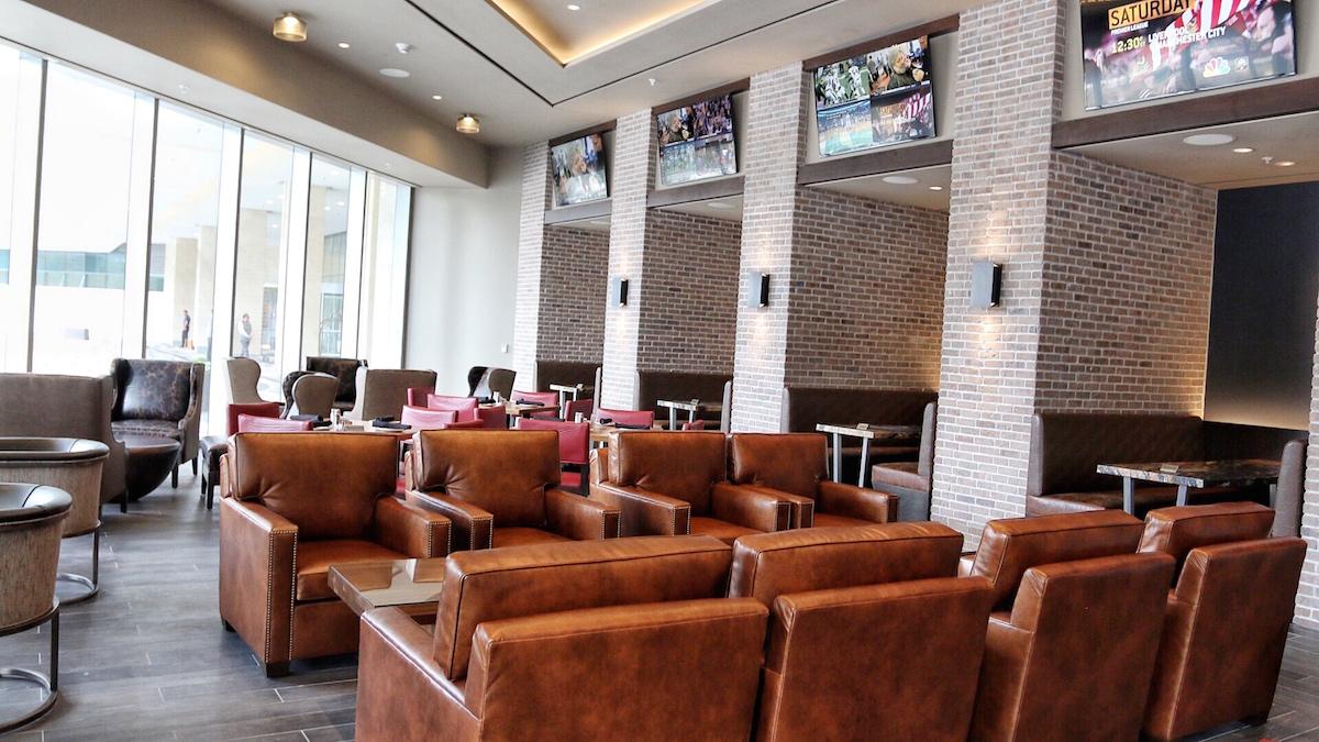 Biggio's Lounge. Photo courtesy