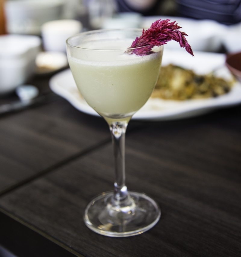 The Savory Minute cocktail