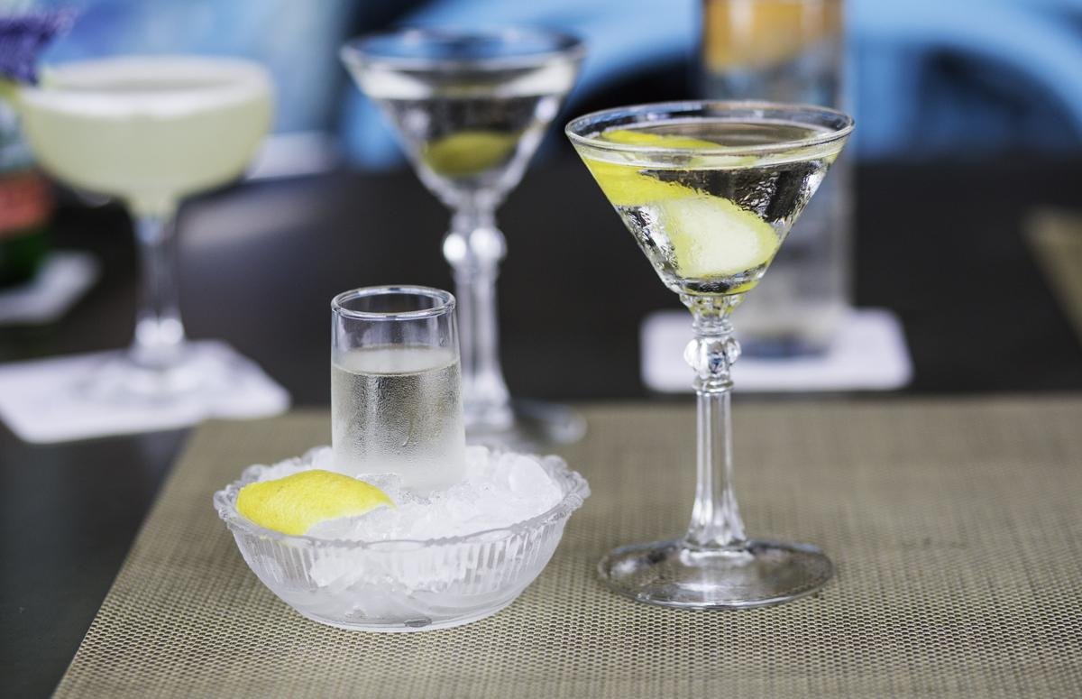 The Star Fish martini