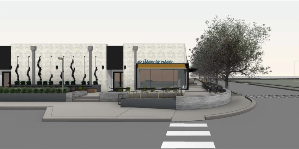 Rendering of Vinny's. Courtesy of Agricole Hospitality