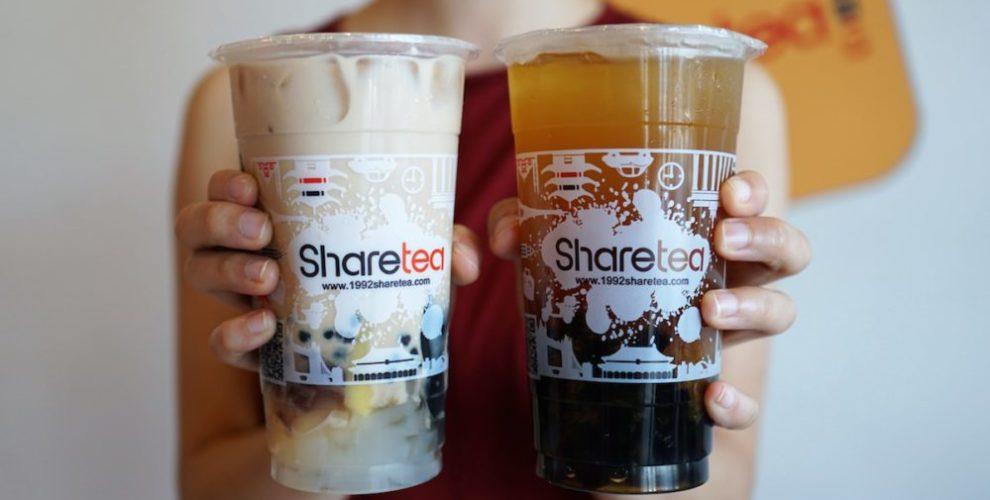 Sharetea Boba Tea