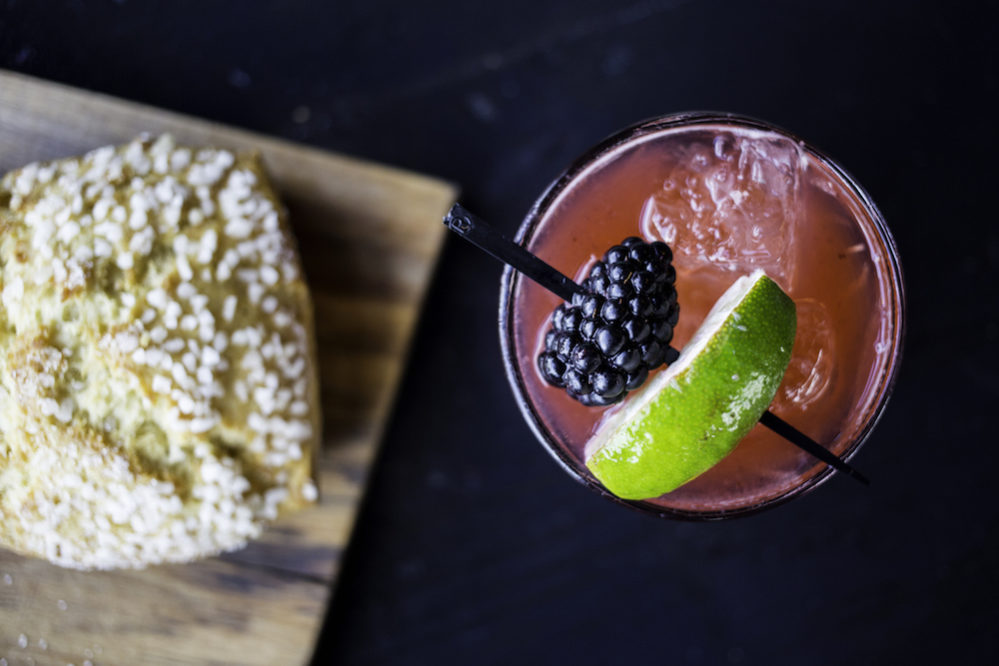 The gin-based Masters of the Juniperse ($7)
