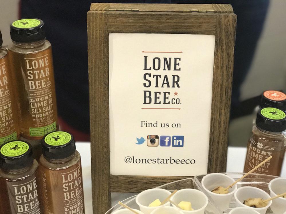 Lone Star Bee honey