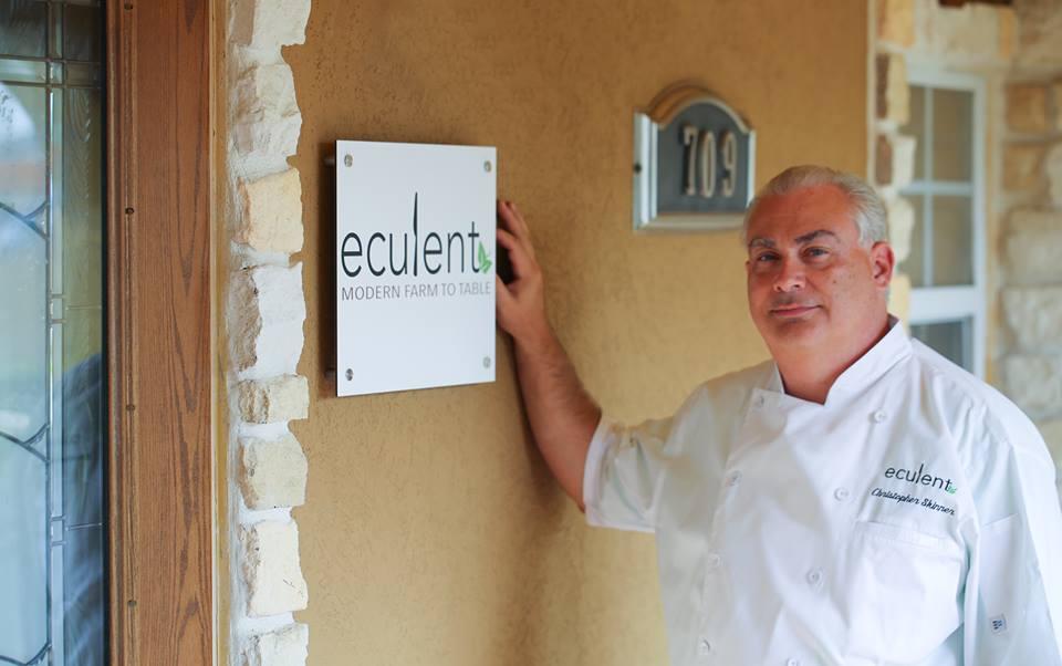 chef David Skinner, Eculent
