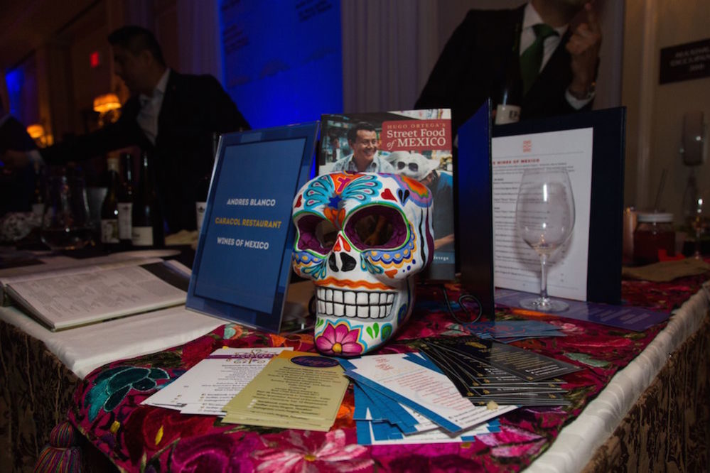 Wines of Mexico was a huge hit at the 2017 Iron Somm.
