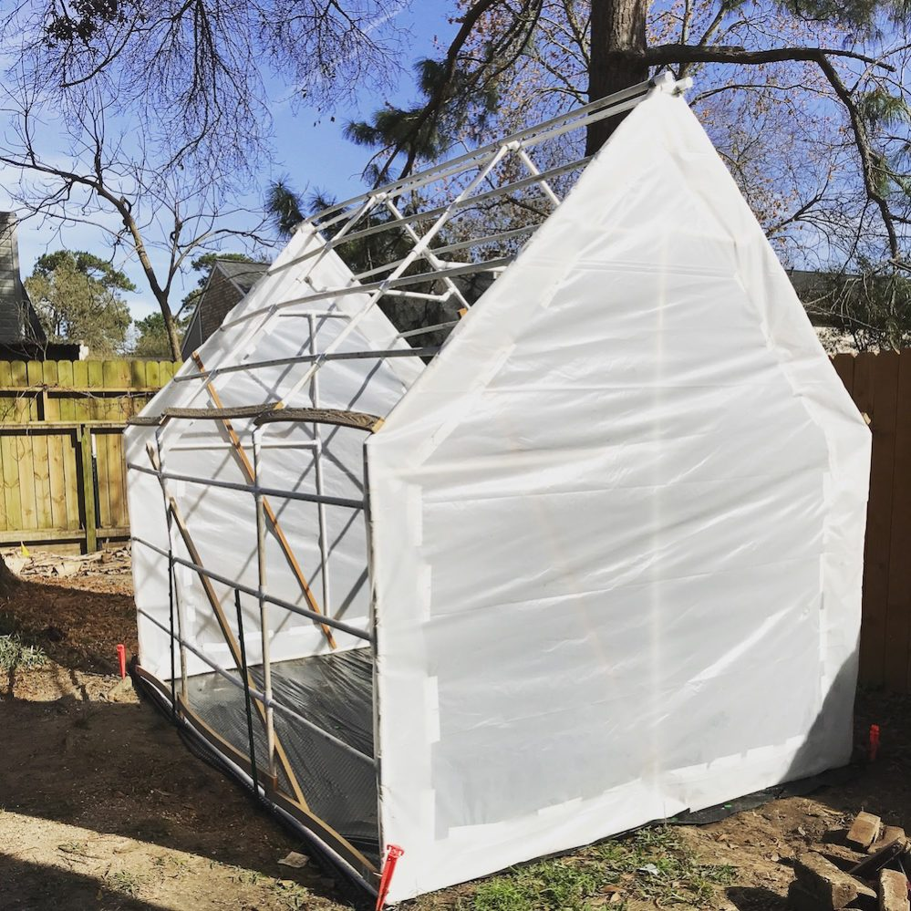 You Can Do It: Build Your Own Greenhouse - My Table - Houston\'s ...